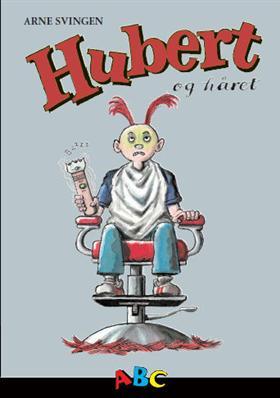 Image of Hubert og håret (Bog)