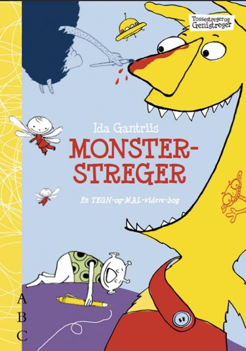 Monsterstreger (Bog)