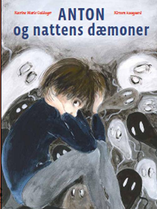 Image of   Anton og nattens dæmoner (Bog)
