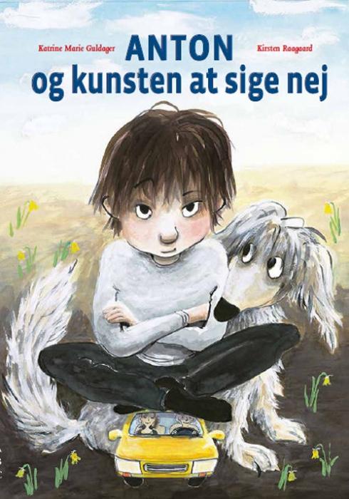 Image of   Anton og kunsten at sige nej (Bog)