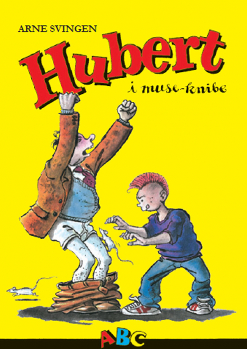Image of Hubert i museknibe (Bog)