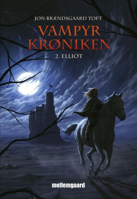 Image of   Vampyrkrøniken 2 Elliot (Bog)