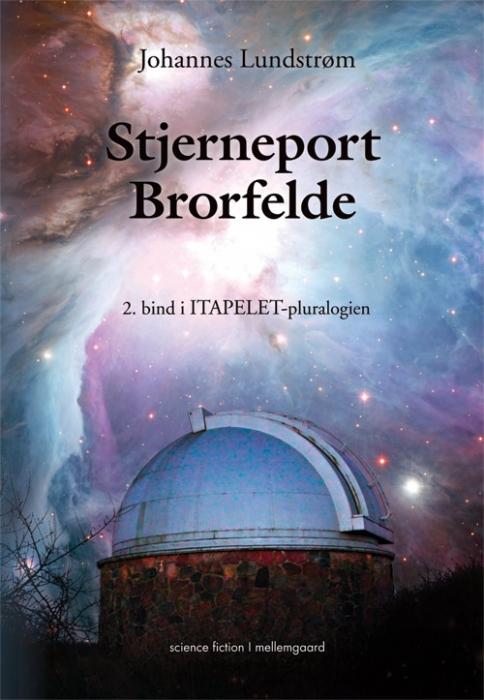 Image of   Stjerneport Brorfelde (Bog)