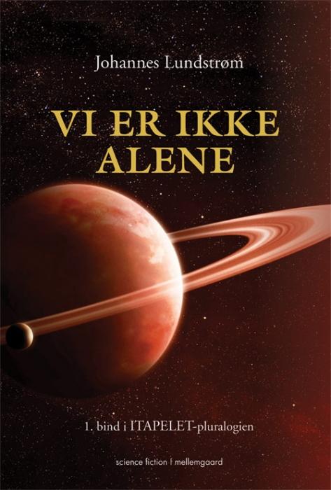Image of   Vi er ikke alene (Bog)