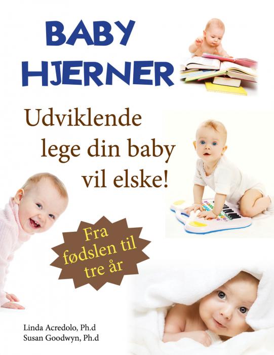 Image of   Baby Hjerner (Bog)