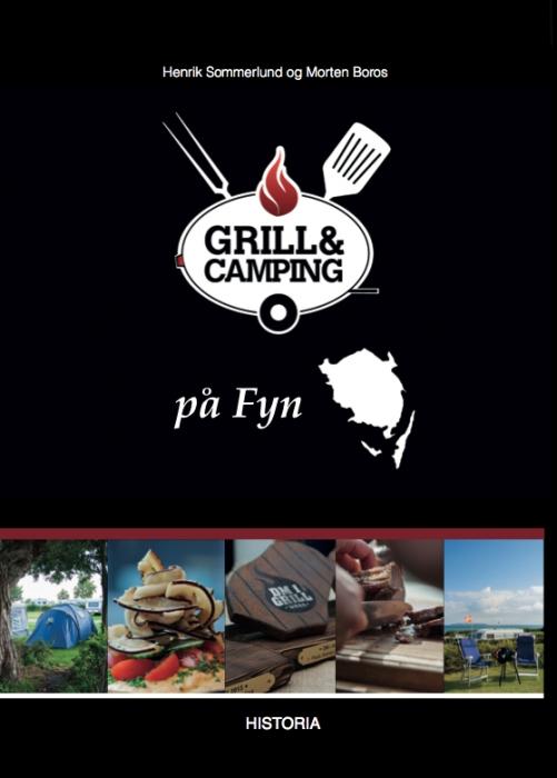 Grill & Camping - På Fyn (Bog)