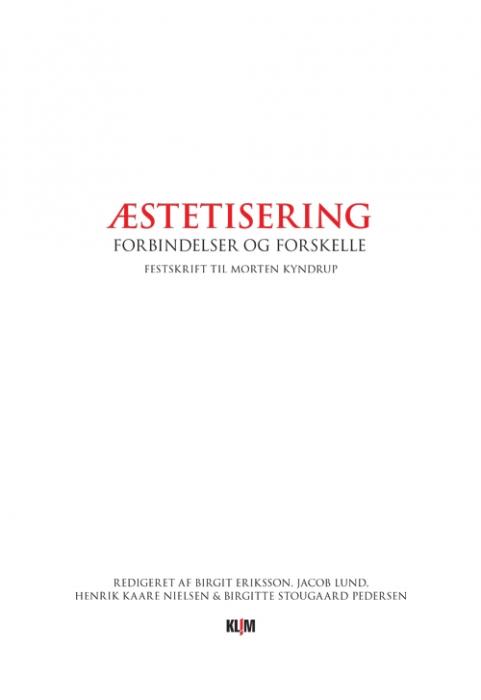 Æstetisering (Bog)