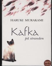 Image of   Kafka på stranden. MP3 (Lydbog)