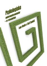 Psykologiske undersøgelsesmetoder (Bog)