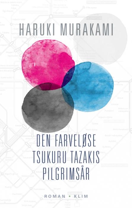 Image of   Den farveløse Tsukuru Tazakis pilgrimsår (Bog)