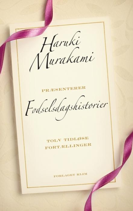Image of   Fødselsdagshistorier (Bog)