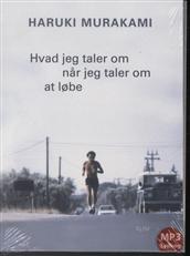 Image of   Hvad jeg taler om når jeg taler om at løbe. MP3 (Lydbog)