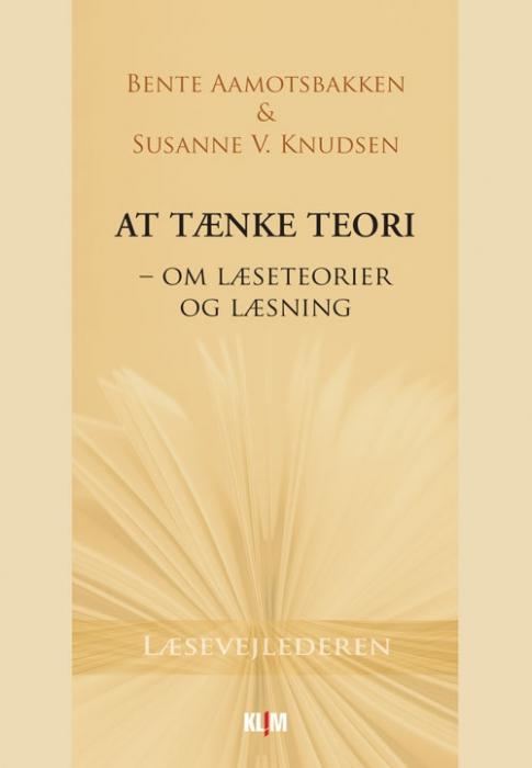 Image of   At tænke teori (Bog)