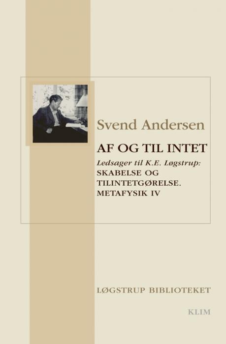 Image of   Af og til intet (Bog)