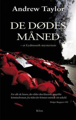 Image of De dødes måned (Bog)