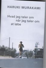 Image of   Hvad jeg taler om når jeg taler om at løbe (Bog)