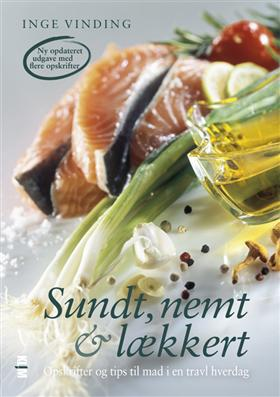 Sundt, nemt & lækkert (Bog)
