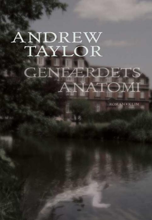 Image of Genfærdets anatomi (Bog)