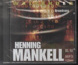 Image of   Brandvæg MP3 (Lydbog)