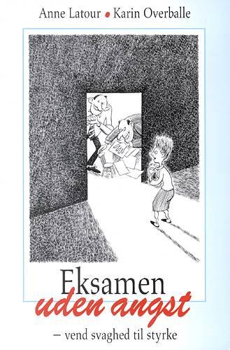 Image of Eksamen uden angst (Bog)