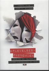 Image of Oplevelsesøkonomien (Bog)