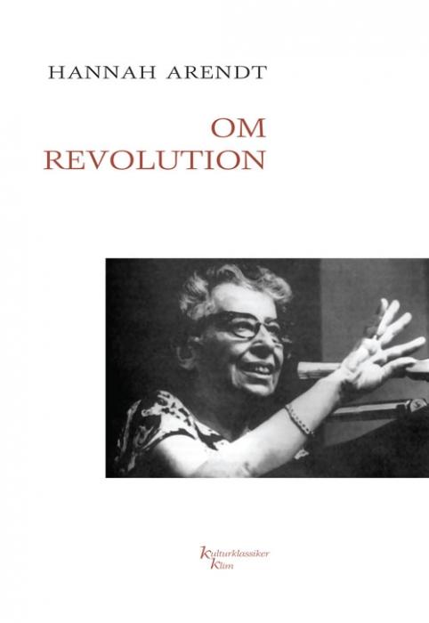 Image of Om revolution (Bog)
