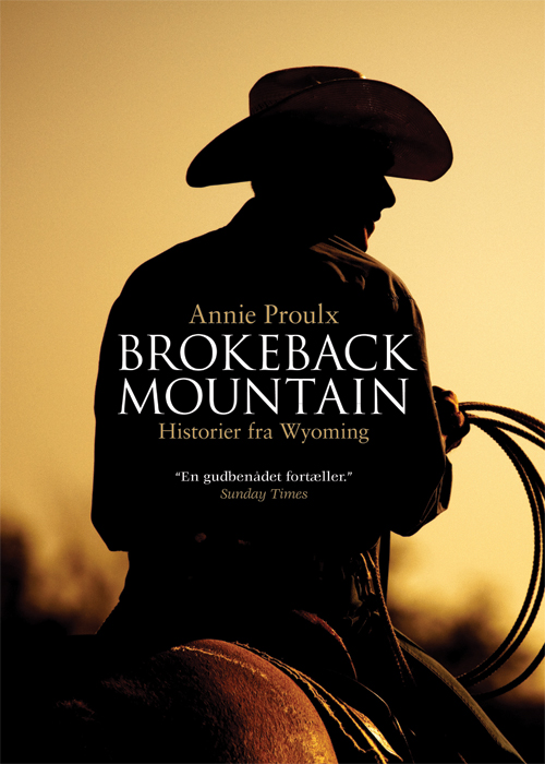 Image of Brokeback Mountain - historier fra Wyoming (Bog)