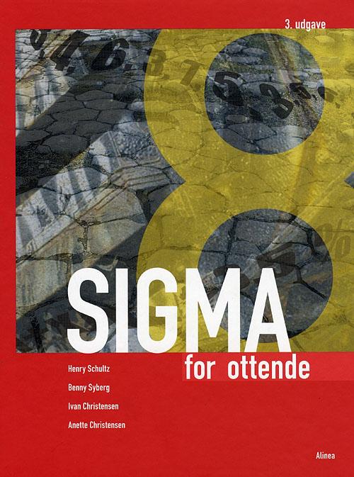 Sigma for ottende, Elevbog, 3.udg.