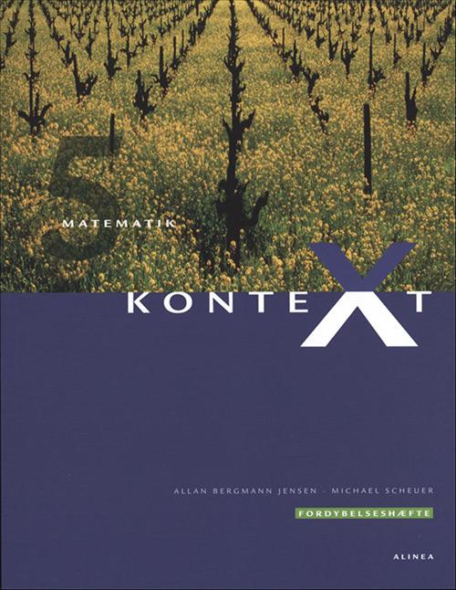 Image of KonteXt 5, Fordybelseshæfte (Bog)