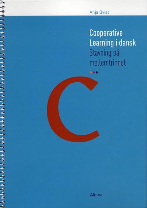Image of Cooperative Learning i dansk, Stavning på mellemtrinnet C, 5.-6.kl. (Bog)