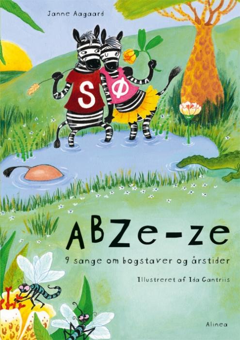 Image of   ABZe-ze, Høltlæsningsbog (Bog)