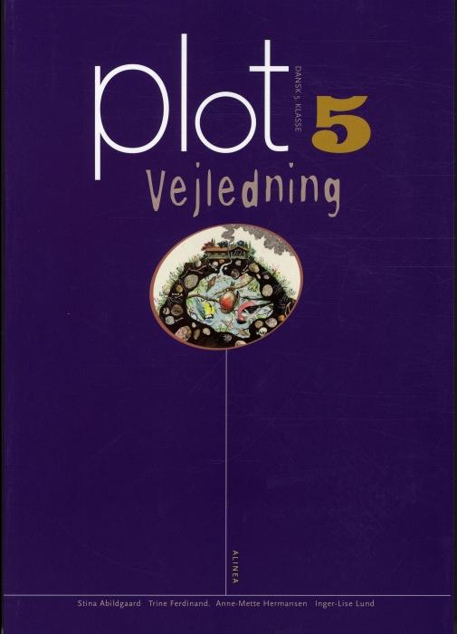 Image of Plot 5, Vejledning, 5.kl. (Bog)
