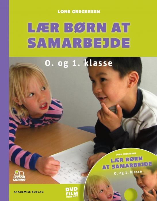 Lær børn at samarbejde (Bog)