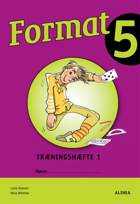 Format 5, Træningshæfte 1 (Bog)
