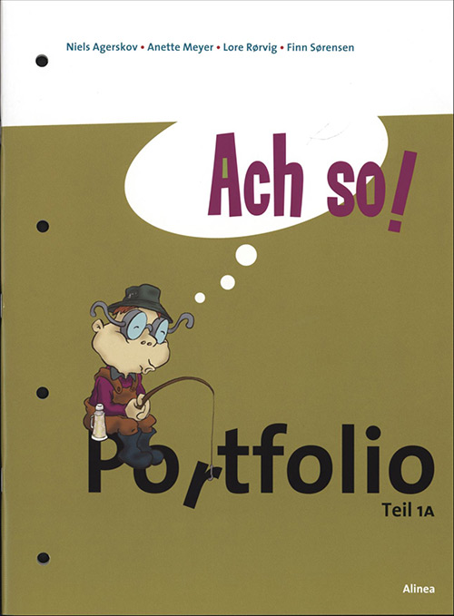 Image of   Ach so! Teil 1A, Portfolio (Bog)