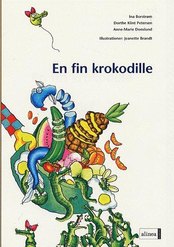 Image of Den første læsning, En fin krokodille (Bog)
