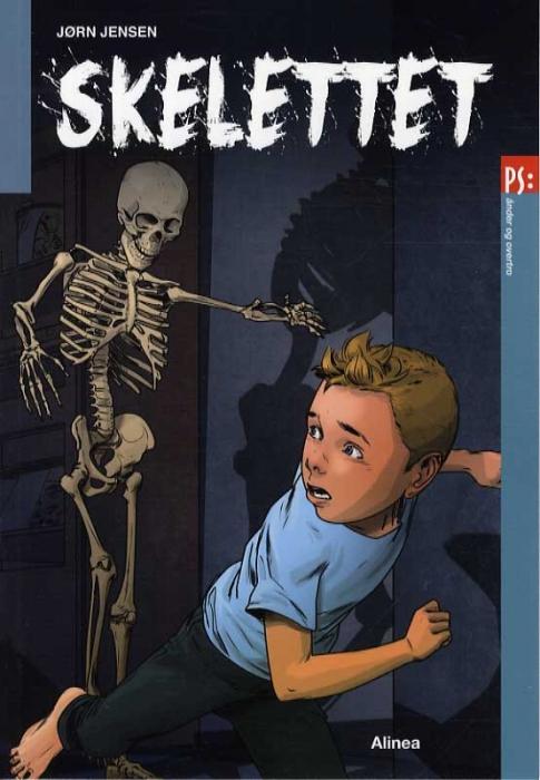 Billede af Jørn Jensen, PS, Skelettet (Bog)