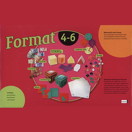 Format 4-6, Materialekasse