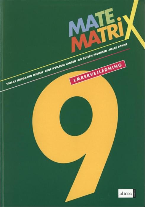 Matematrix 9, Lærervejledning (Bog)