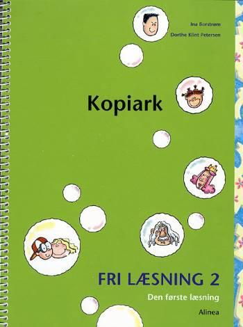 Den første læsning, Fri læsning 2, Kopiark, 2.kl (Bog)