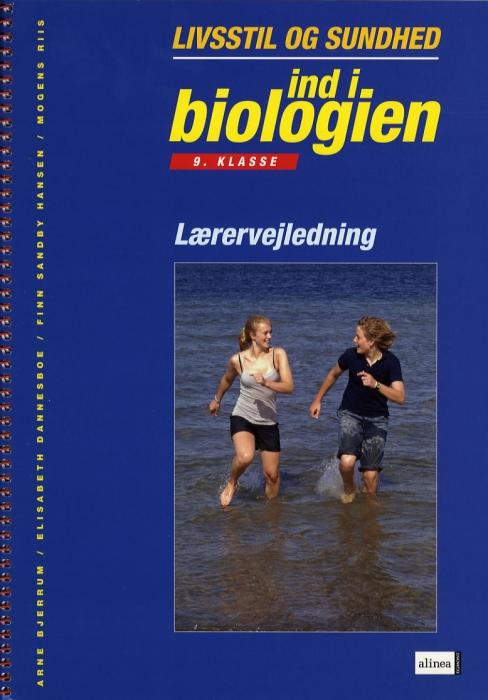 Image of Ind i biologien, 9.kl. Sundhed og livsstil, Lærervejledning (Bog)