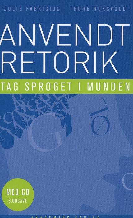 Image of   Anvendt retorik (Bog)