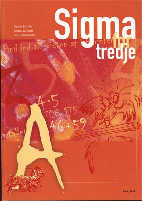 Sigma for tredje, Elevbog A, 3.udg.