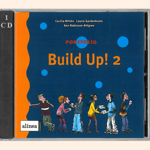 Portfolio, Build Up! 2, Cd (Lydbog)