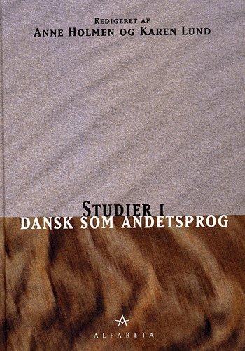 Image of Studier i dansk som andetsprog (Bog)