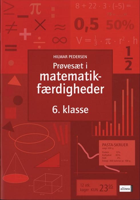 Prøvesæt i matematikfærdigheder, 6.kl.
