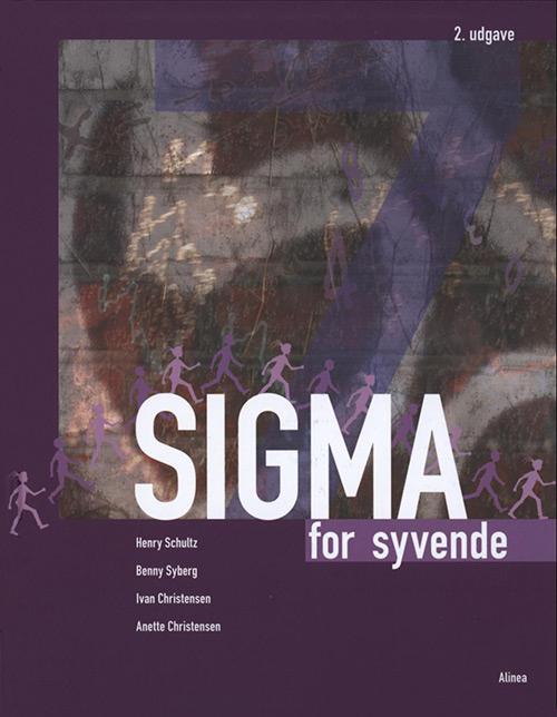 Sigma for syvende, Elevbog, 2.udg. (Bog)