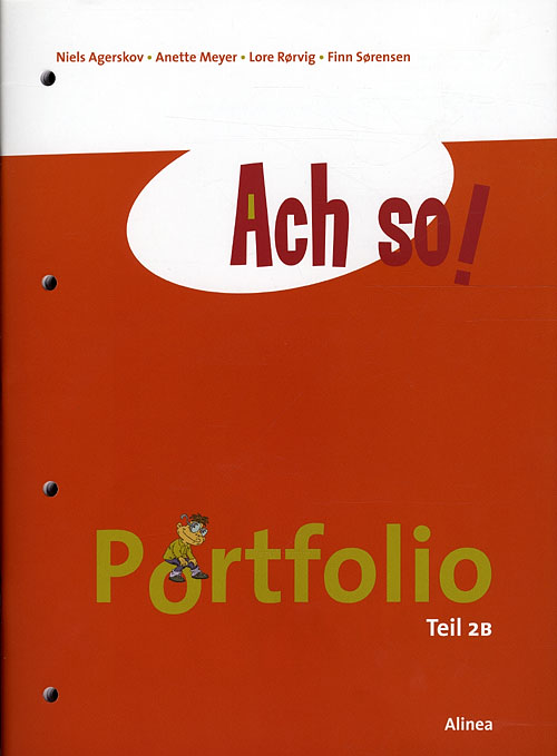 Image of   Ach so! Teil 2B, Portfolio (Bog)