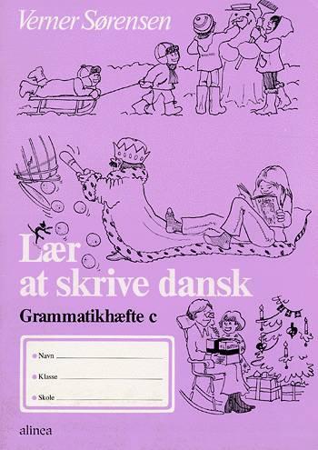 Image of   Lær at skrive dansk (Bog)