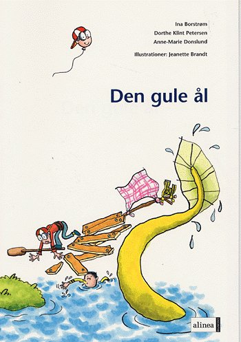 Image of Den første læsning, Den gule ål (Bog)